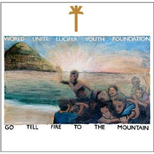 WU+LYF+-+Go+Tell+Fire+To+The+Mountain+-+LP+RECORD-553167